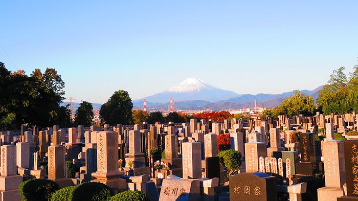 茅ケ崎公園墓地
